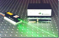 Diode pumped green Laser